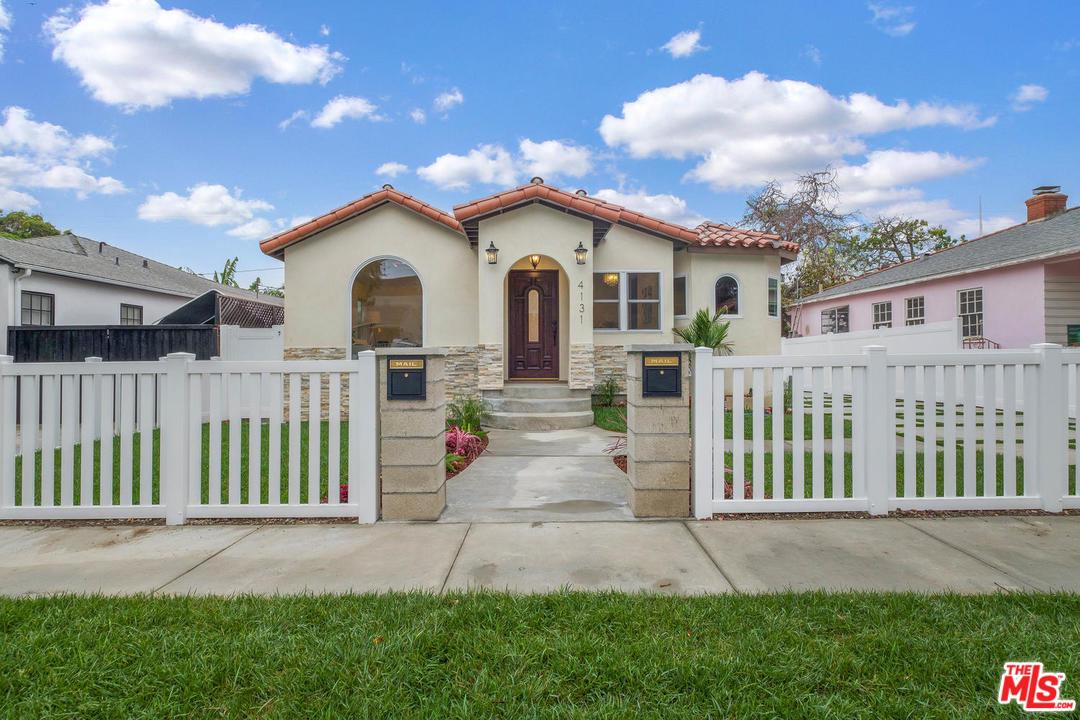 4131 Huntley Avenue Culver City, CA 90230