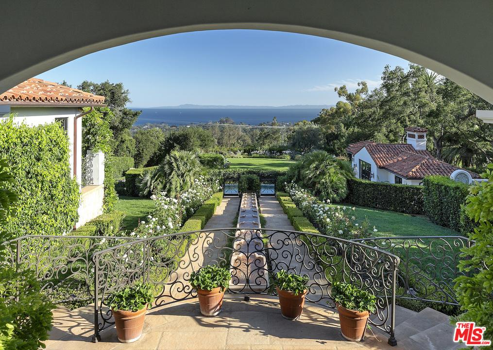 East Mountain Drive Montecito, CA 93108