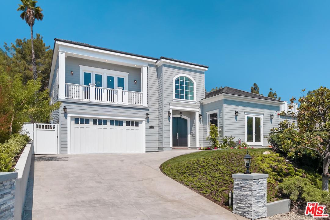 10843 PORTOFINO Place, Bel Air, California