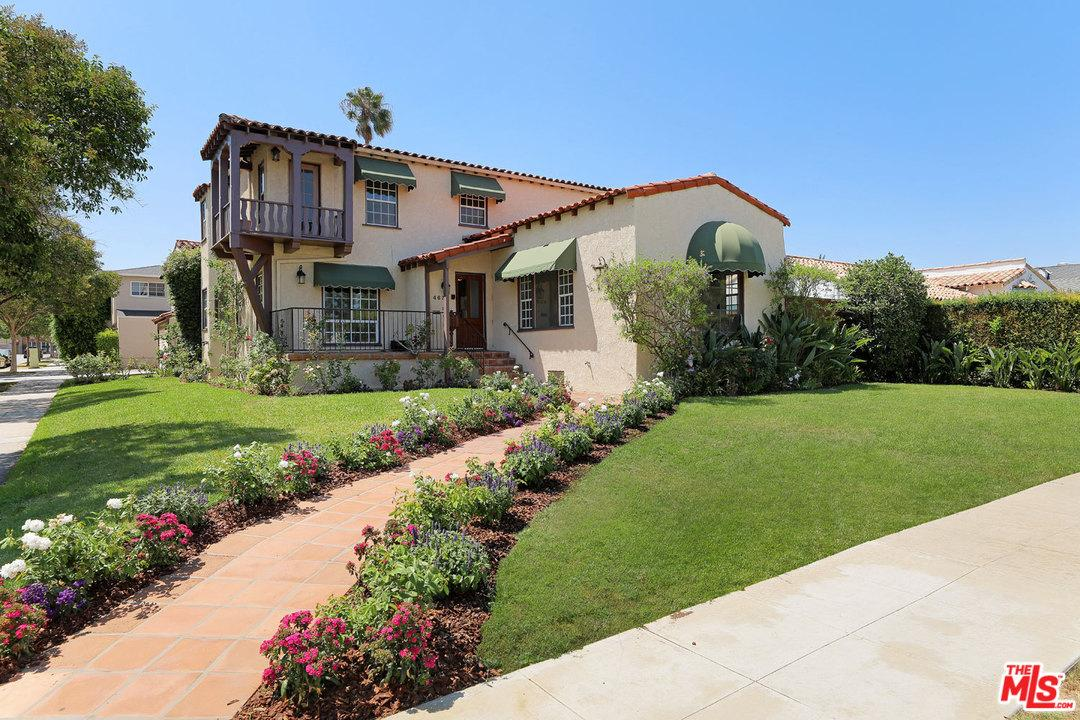 463 South ELM Drive, Beverly Hills, California