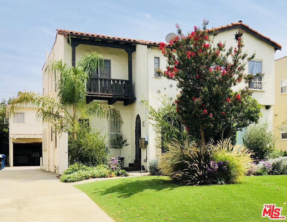 1212 South Orange Grove Avenue Los Angeles, CA 90019