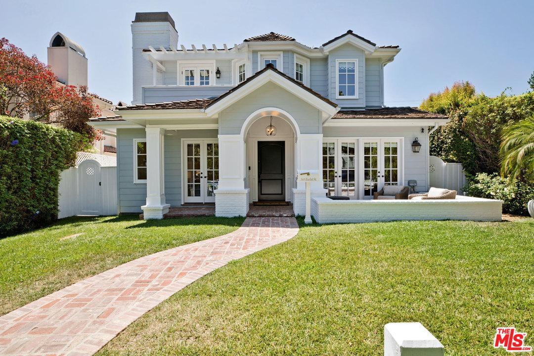 544 EUCLID Street, Santa Monica, California