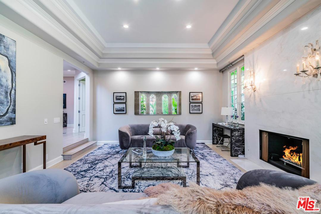 3367 CLERENDON Road, Beverly Hills, California