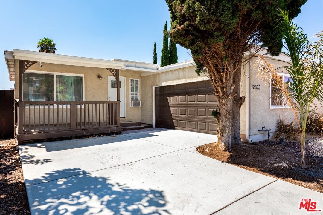 9833 SAINT GEORGE Street Spring Valley, CA 91977
