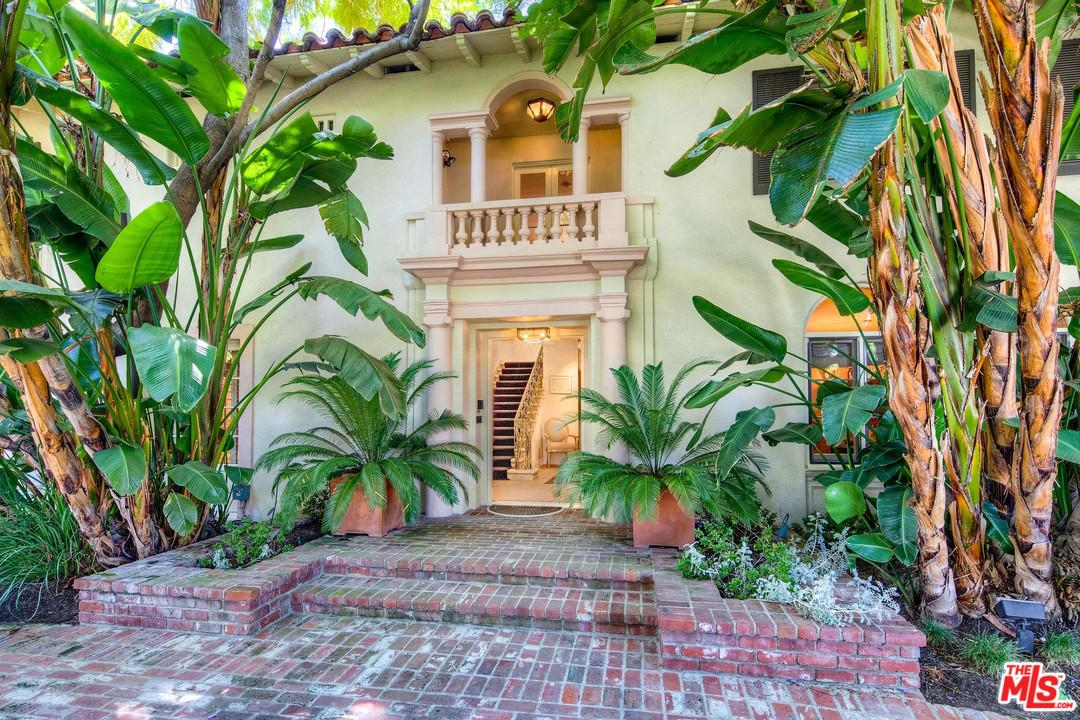 619 North BEVERLY Drive, Beverly Hills in Los Angeles County, CA 90210 Home for Sale