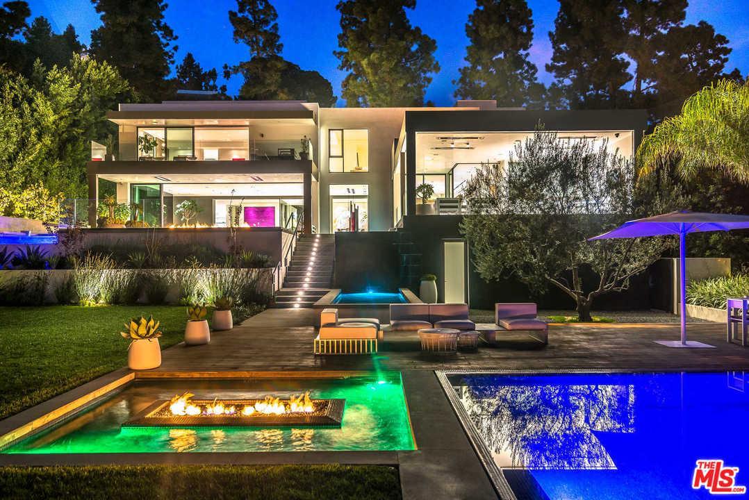 1231 Lago Vista Drive Beverly Hills, CA 90210