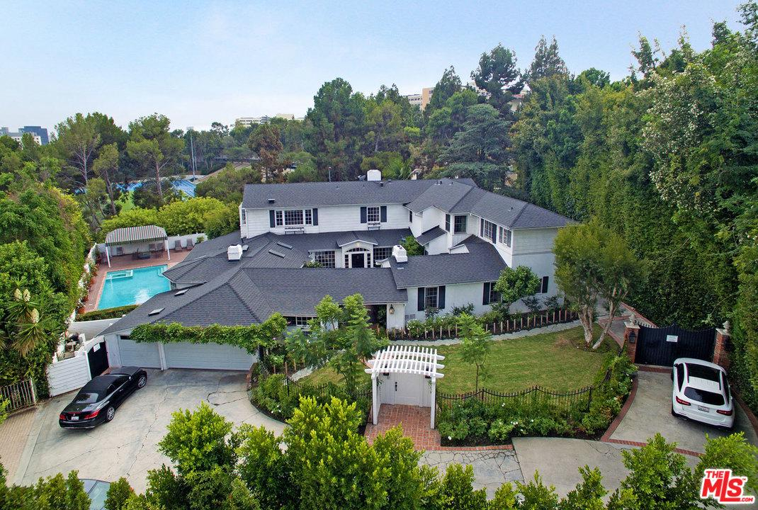 121 GROVERTON Place, Bel Air in Los Angeles County, CA 90077 Home for Sale