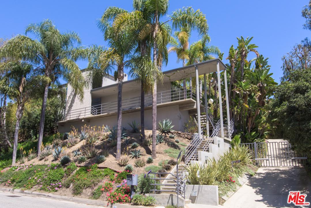 1136 SAN YSIDRO Drive, Beverly Hills, California