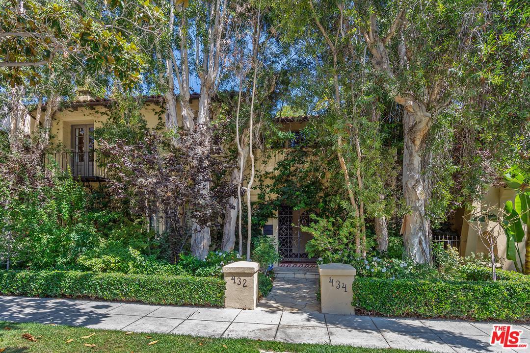 432 SMITHWOOD Drive, Beverly Hills, California