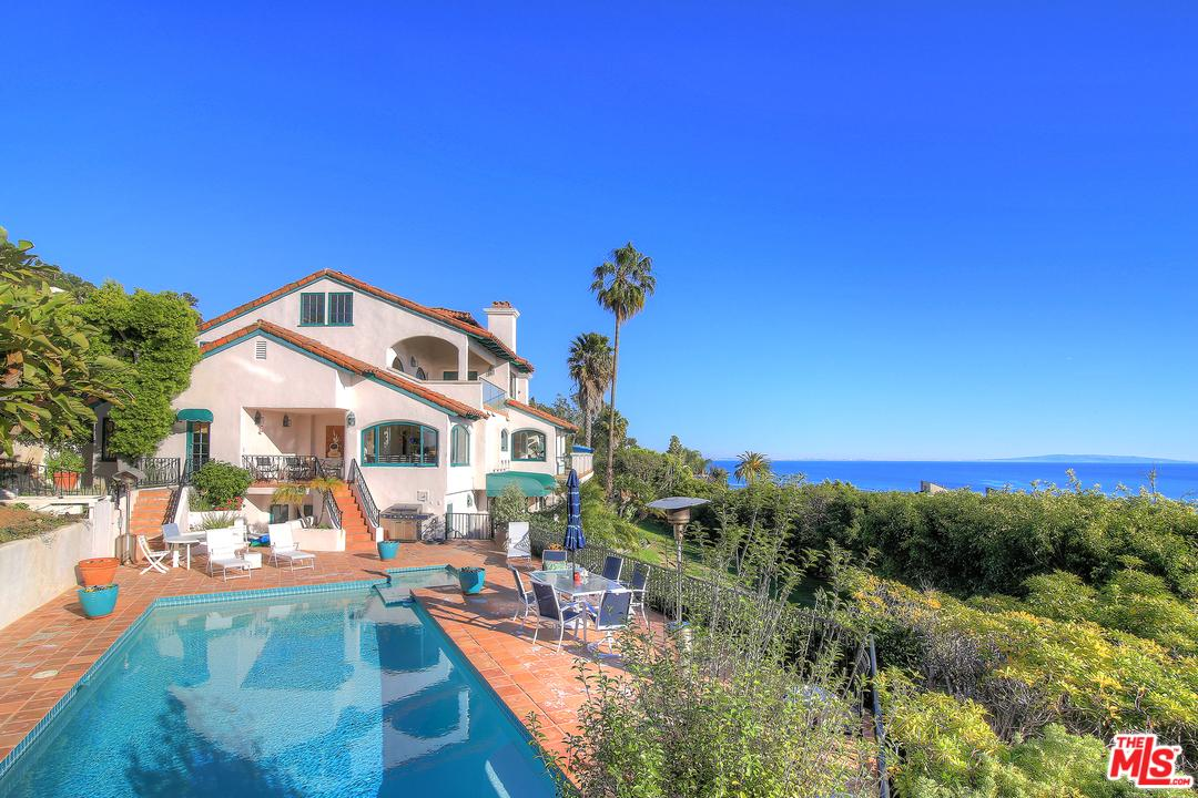 One of Malibu Canyon 5 Bedroom Homes for Sale at 3909 VILLA COSTERA
