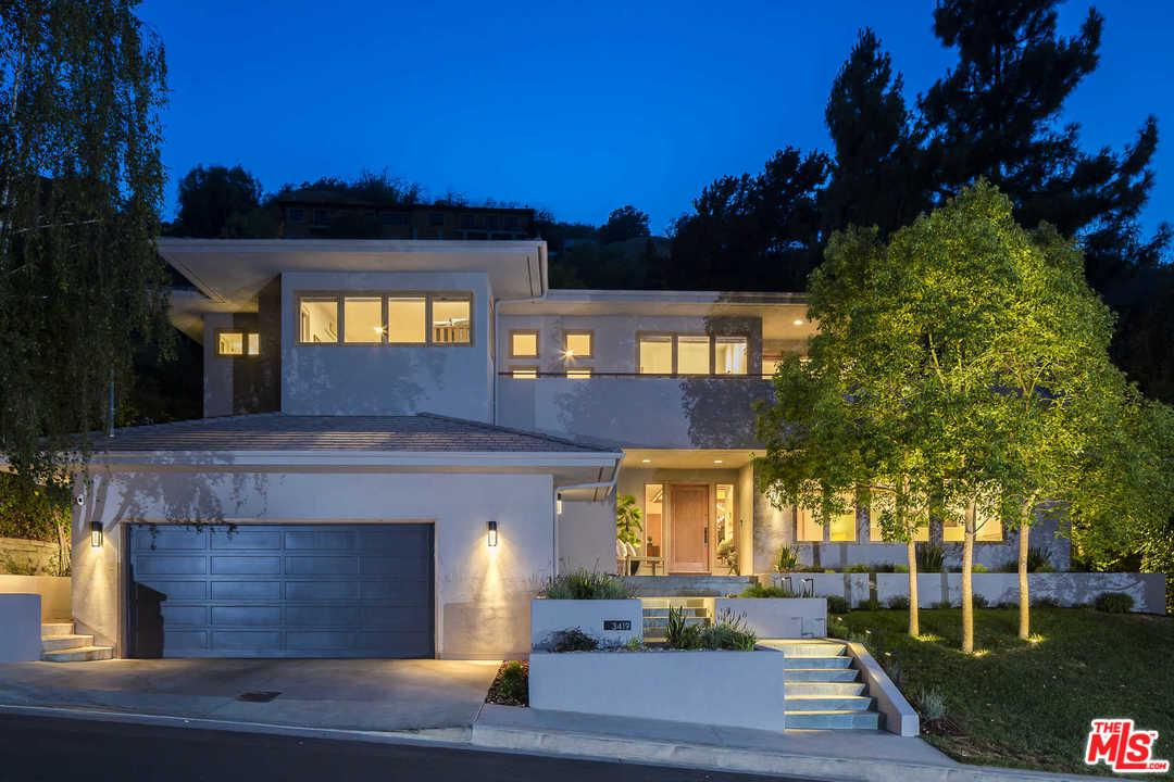 3419 LONGRIDGE Avenue, Sherman Oaks, California