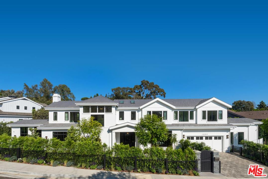 Gated property for sale at 1058 MARONEY Lane, Pacific Palisades California 90272