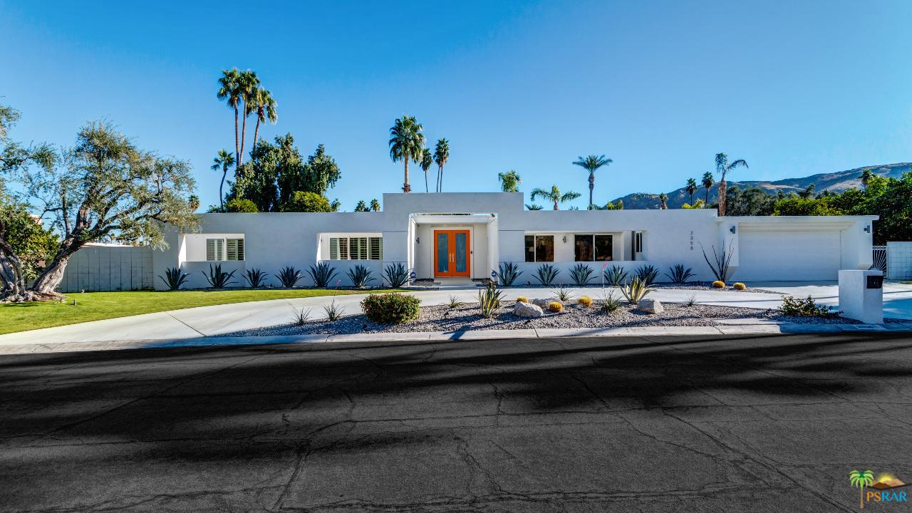 2358 South Alhambra Drive Palm Springs, CA 92264