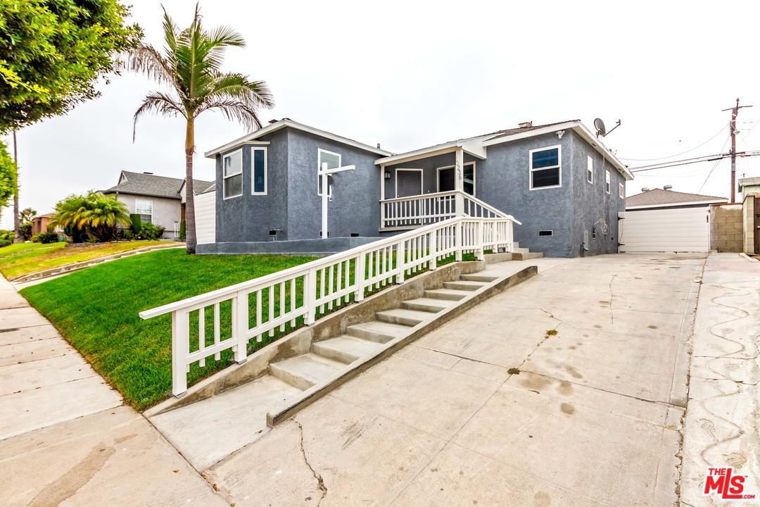 10236 South 1st Avenue Inglewood, CA 90303
