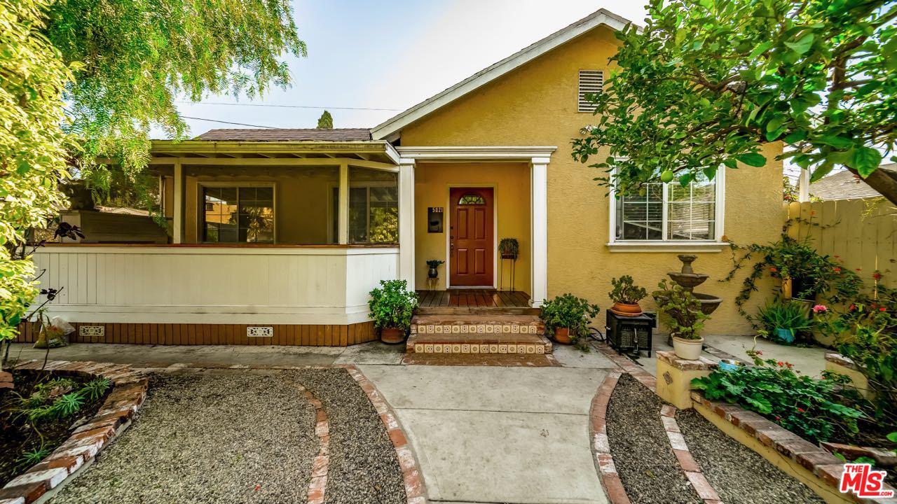 5021 Berryman Avenue Culver City, CA 90230