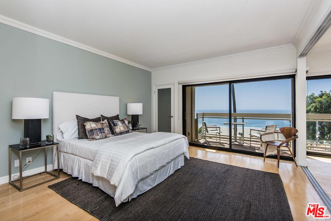 One of Price Reduced Santa Monica Homes for Sale at 801 OCEAN Avenue
