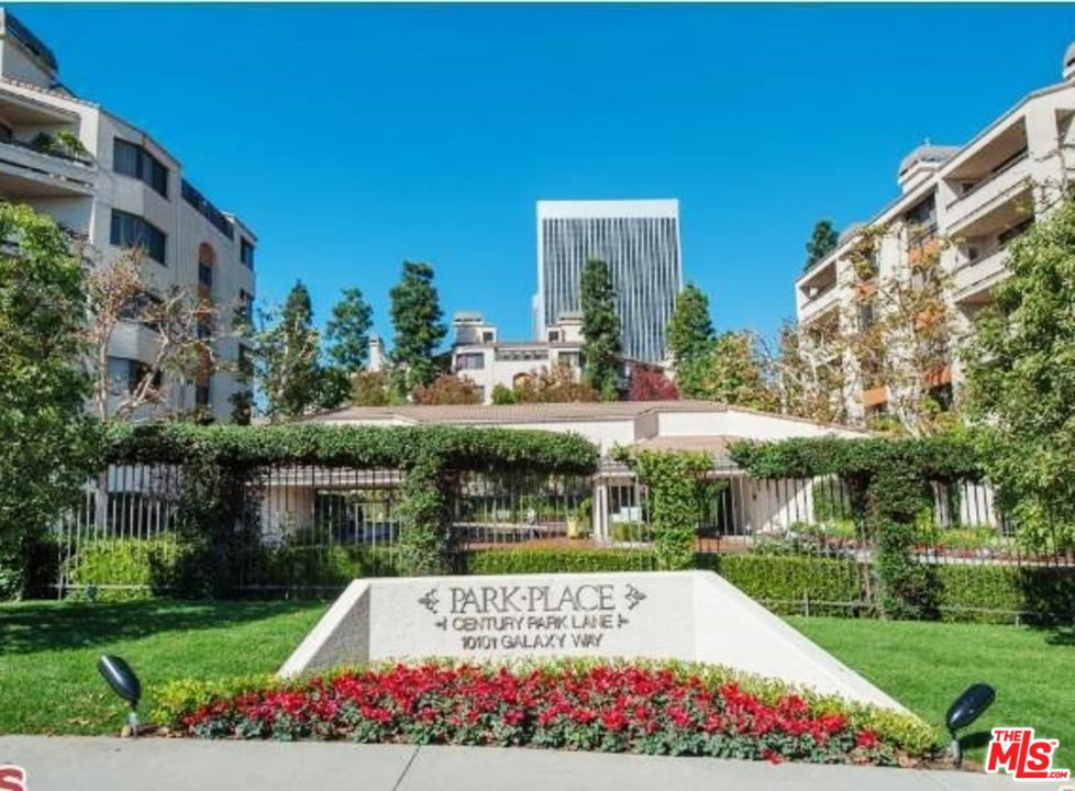 Gated property for sale at 2112 CENTURY PARK Lane, Century City California 90067