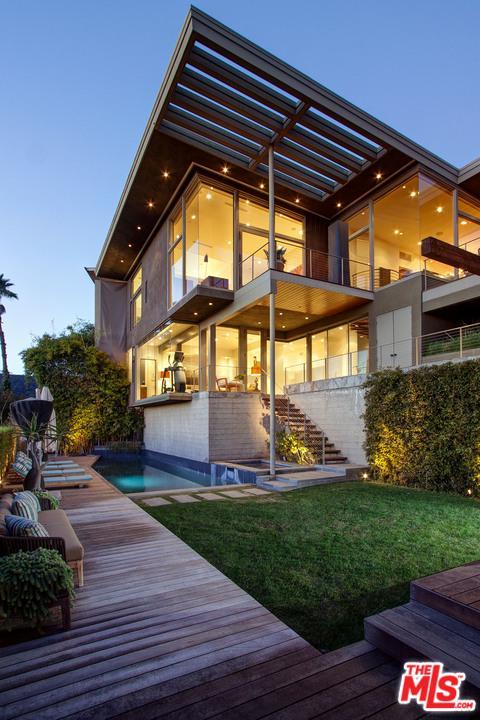 1659 WAYNECREST Drive, Beverly Hills, California