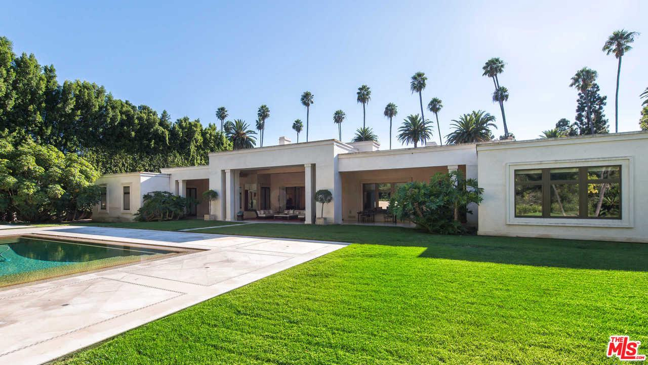 922 BENEDICT CANYON Drive, Beverly Hills, California