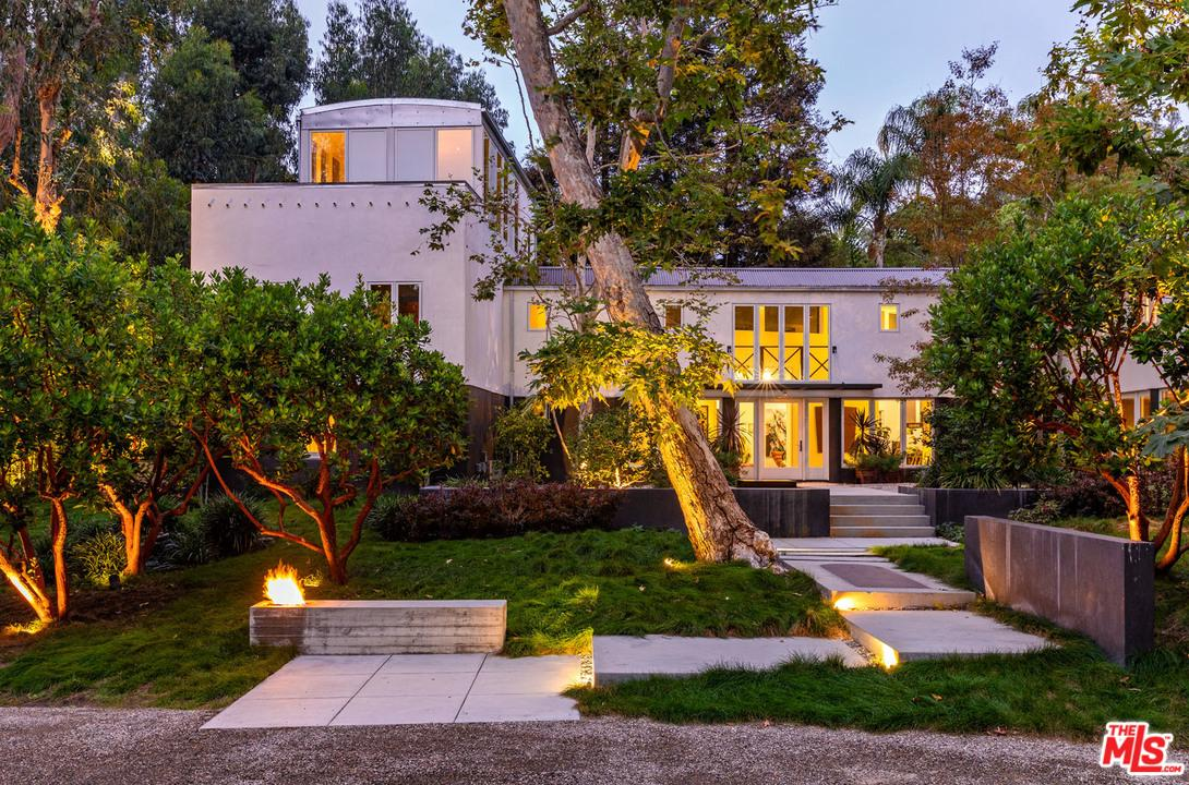 One of Price Reduced Santa Monica Homes for Sale at 600 East RUSTIC Road