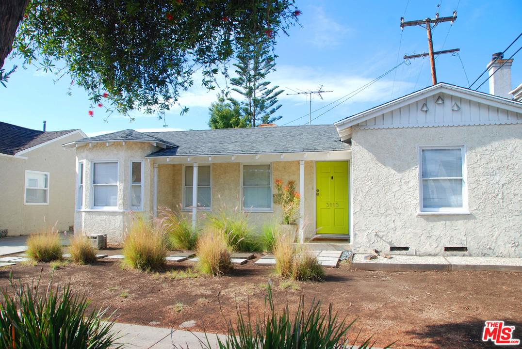 3115 Pearl Street Santa Monica, CA 90405