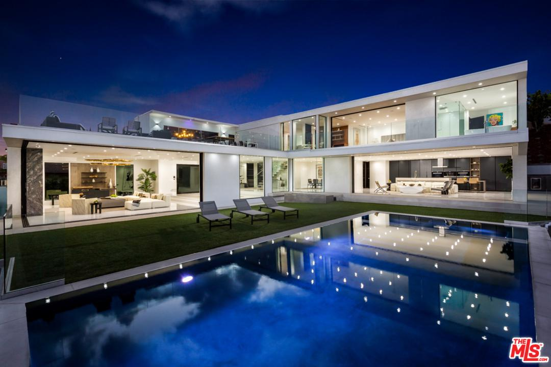 2110 HERCULES Drive, Hollywood Hills, California