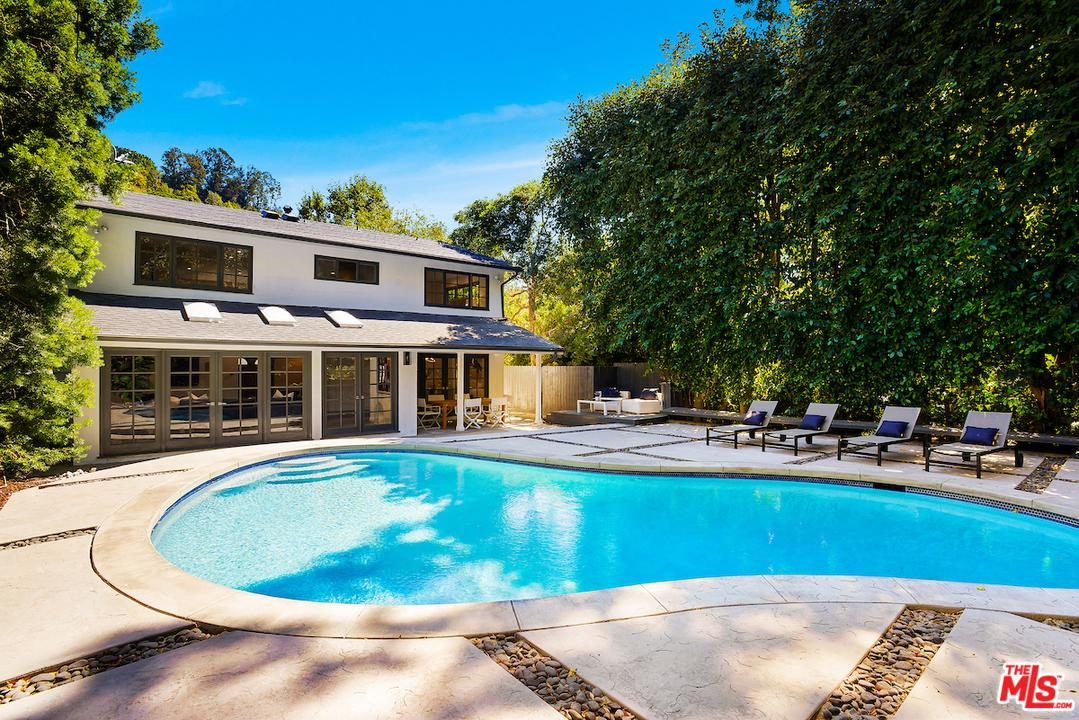 1449 BENEDICT CANYON Drive, Beverly Hills, California