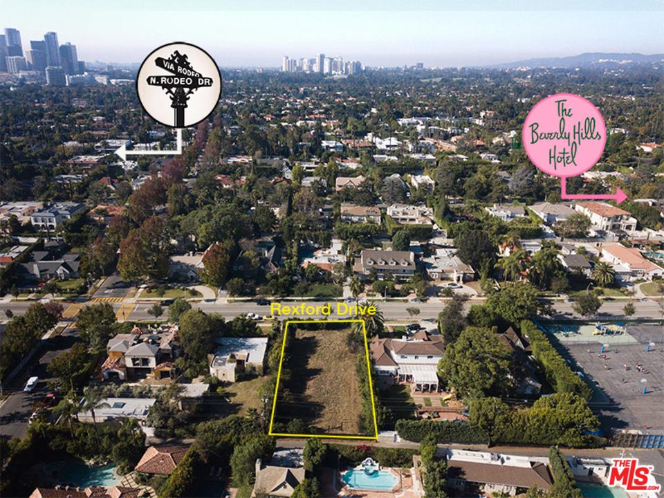 606 North REXFORD Drive, one of homes for sale in Beverly Hills