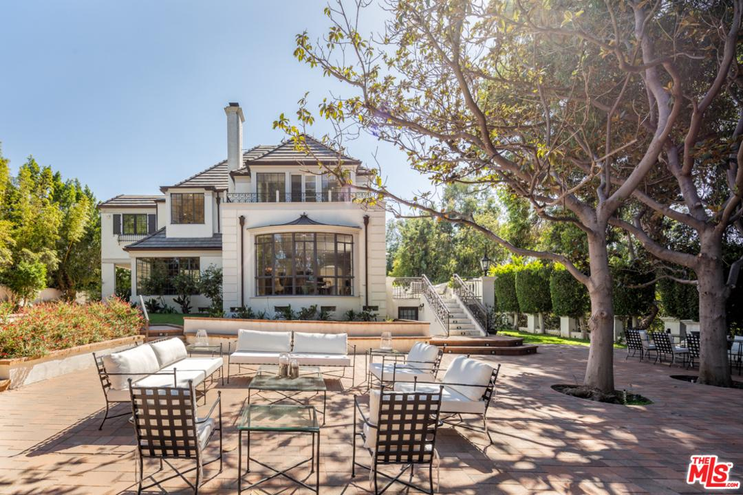 10350 West SUNSET, Bel Air, California