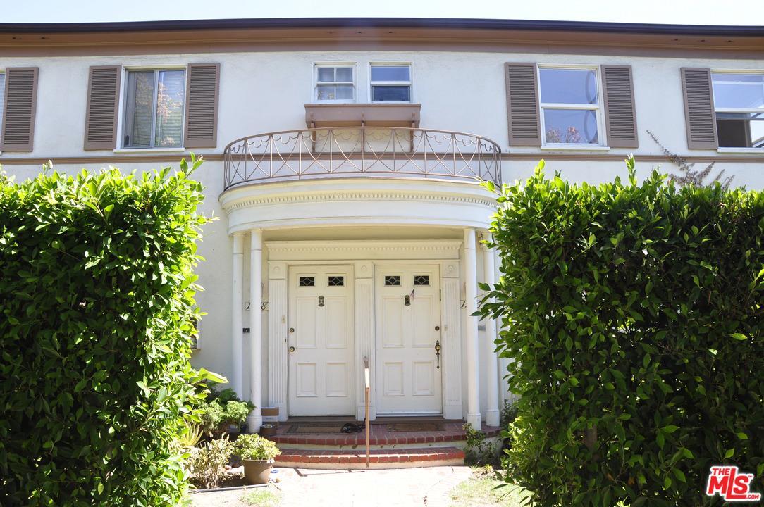 1704 Washington Avenue Santa Monica, CA 90403