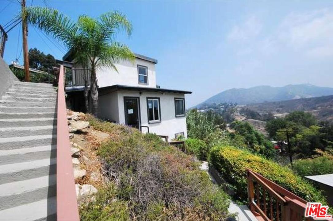 6864 PACIFIC VIEW Drive, Hollywood Hills, California