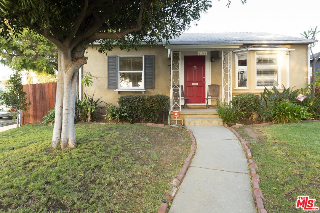 4104 Moore Street Culver City, CA 90066