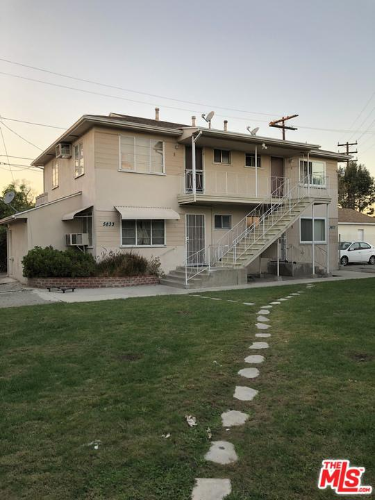 5833 Cartwright Avenue North Hollywood, CA 91601