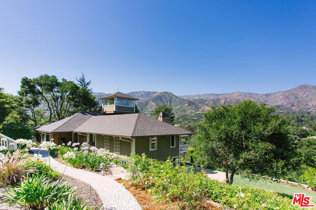 335 SIERRA VISTA Road Santa Barbara, CA 93108
