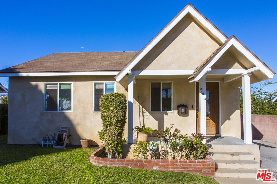 545 Hargrave Street Inglewood, CA 90302