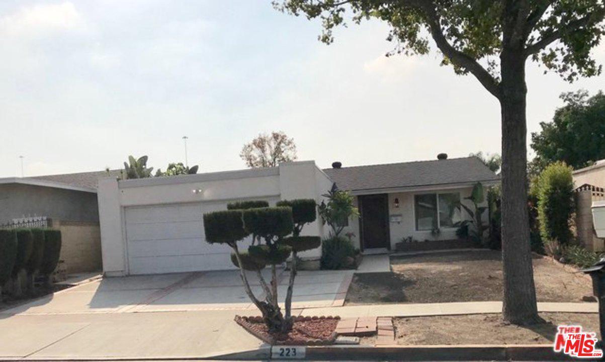 223 North FINCH Street Anaheim, CA 92807