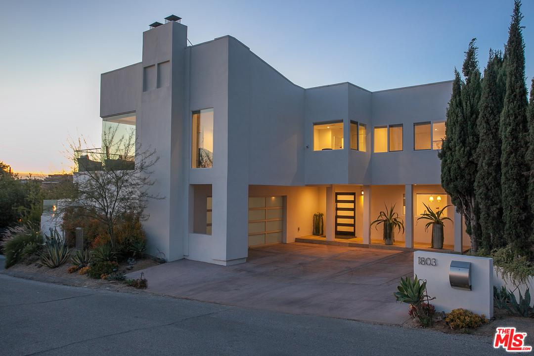 1803 Blue Heights Drive Los Angeles, CA 90069