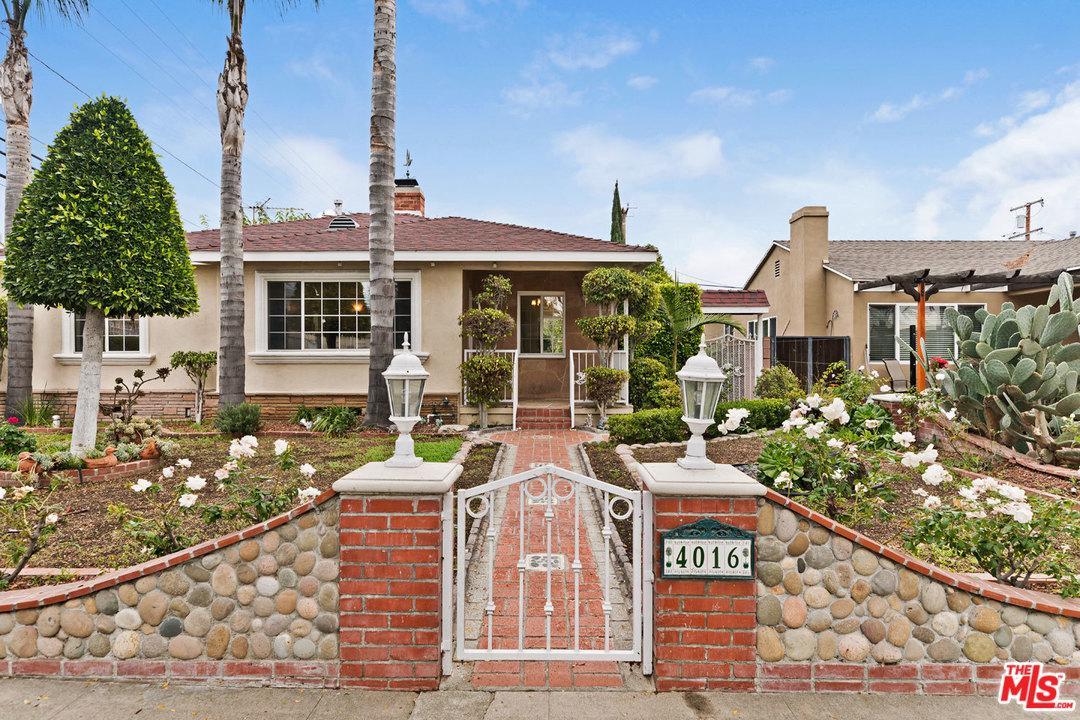 4016 Albright Avenue Culver City, CA 90066