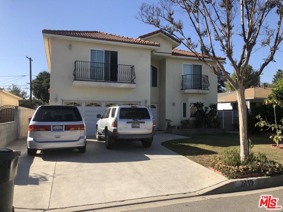 2849 Doolittle Avenue Arcadia, CA 91006