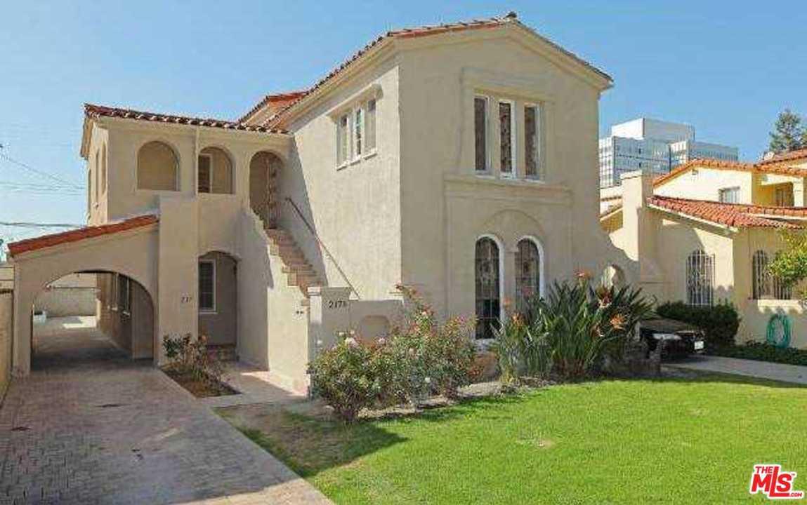 217 South HAMILTON Drive, Beverly Hills, California