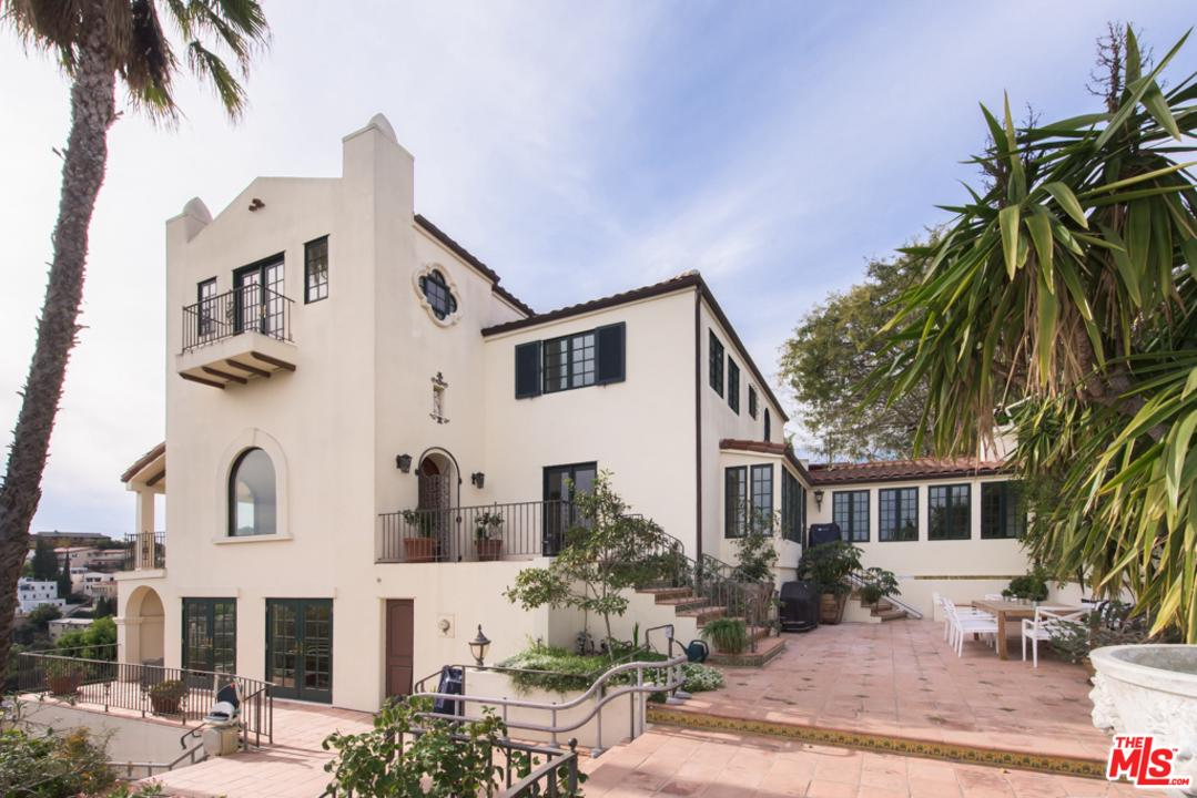 2158 ROCKLEDGE Road, Hollywood Hills, California