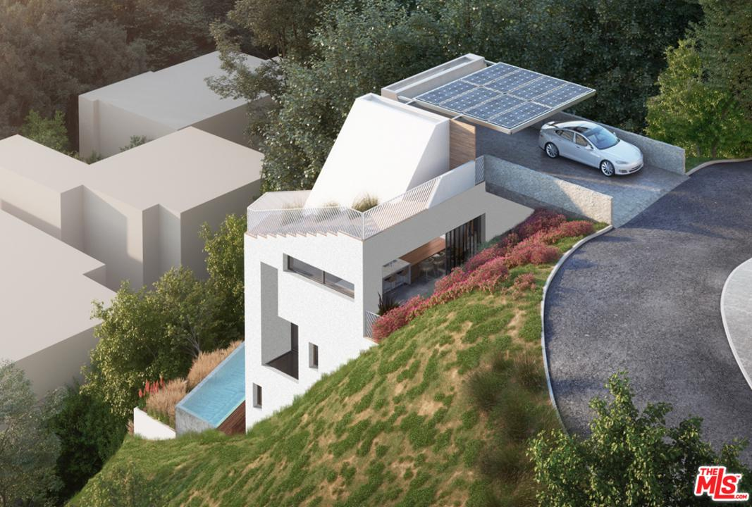 6446 BRYN MAWR Drive, one of homes for sale in Hollywood Hills