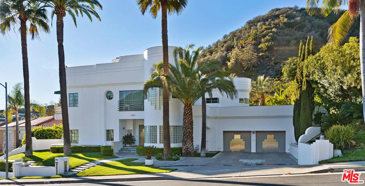 Cul de Sac property for sale at 1451 BIENVENEDA Avenue, Pacific Palisades California 90272