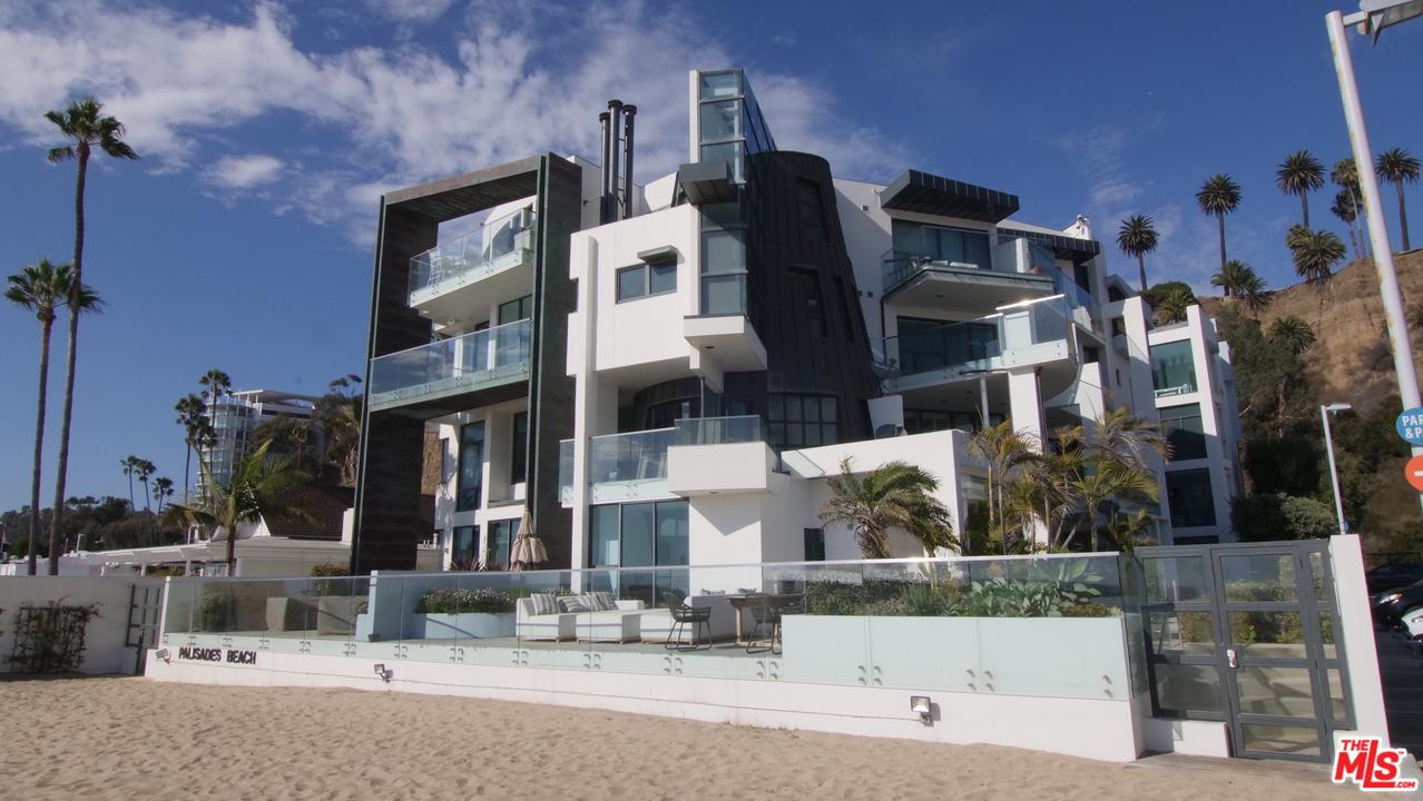 270 PALISADES BEACH Road, one of homes for sale in Santa Monica