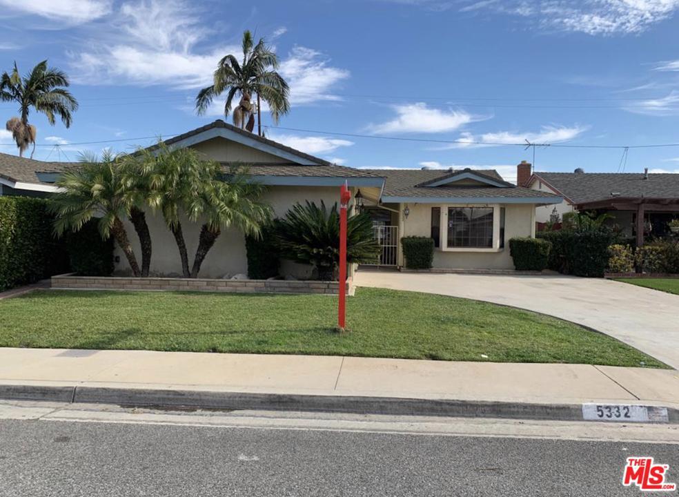 5332 Hackett Avenue Lakewood, CA 90713