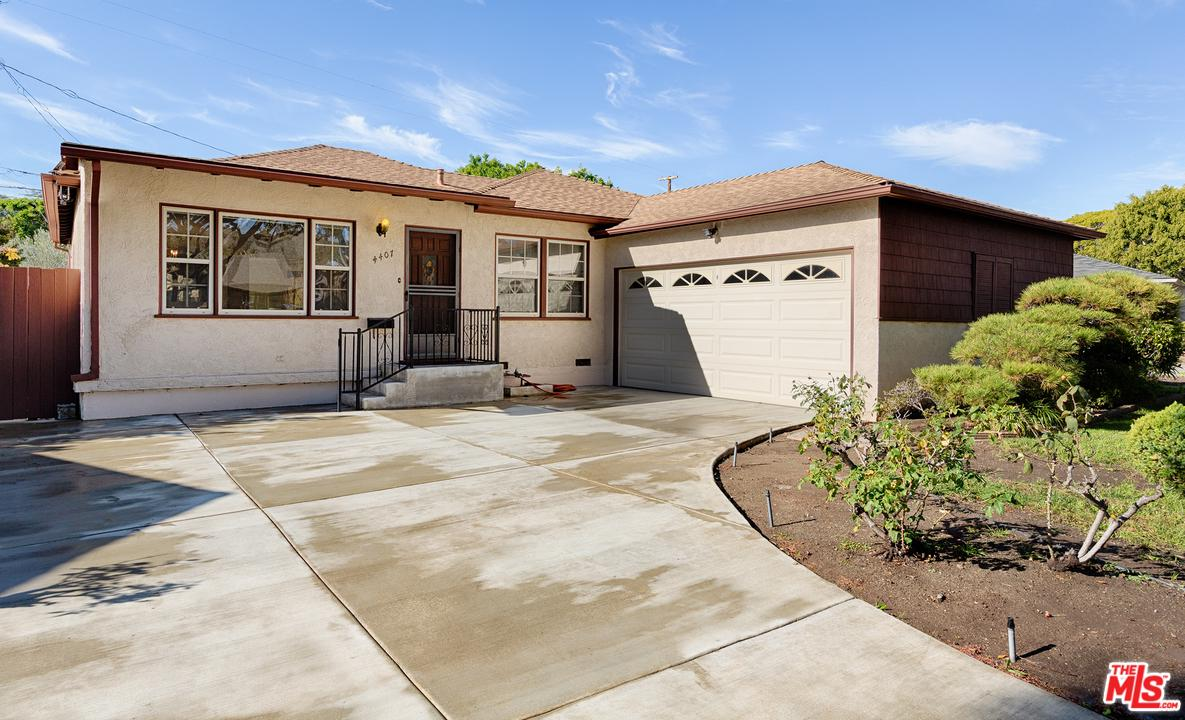 4407 Vinton Avenue Culver City, CA 90232