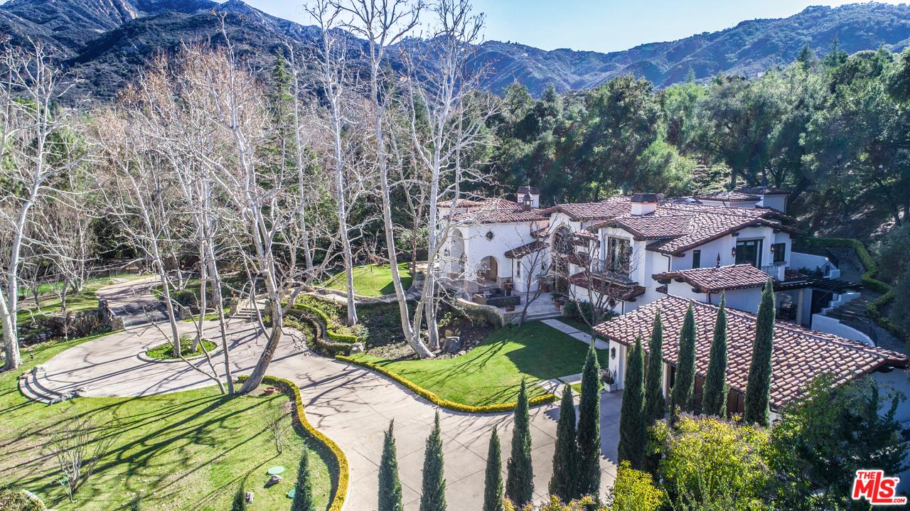 25919 DARK CREEK Road, one of homes for sale in Calabasas