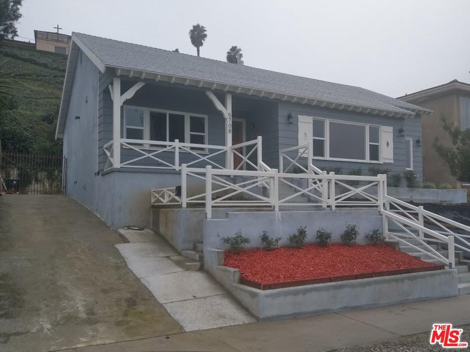 5708 BRUSHTON Street, Crenshaw, California