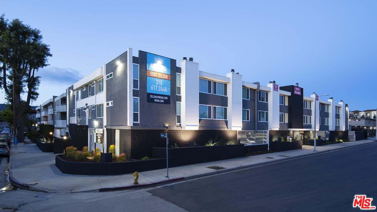 5505 ZELZAH Avenue, Van Nuys, California