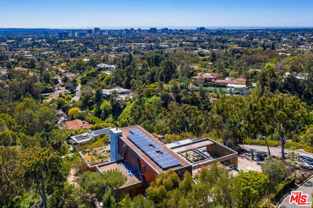 1360 SUMMITRIDGE PLACE, one of homes for sale in Beverly Hills PO